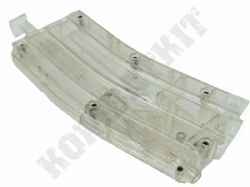 470 Round Airsoft BB Gun AEG 6mm Pellet Ammo Hi Cap Magazine Speed Loader Clear
